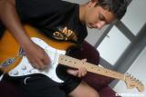 Robin - guitarman