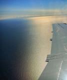 32,000' above Lake Michigan