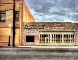 Structures / Buildings/ Grafitti