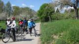 Radtour Bensheim Marbach vom 13. bis 17. April 2014