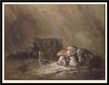 La Diligence sous l'orage, 1856