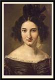 Portrait de femme, 1840