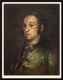 Autoportrait aux lunettes, 1800