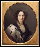Portrait de Madame de Scott, 1843