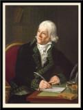 Portrait de Jean-Francois Cailhava, 1814