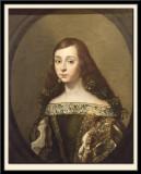 Portrait de jeune madrilene