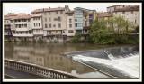 Barrage sur la rivière Agout