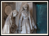Staglieno Cemetery, Genoa Italy: 2014