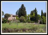 Passing through Chianti, Italy: 2014
