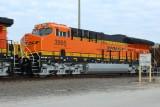 BNSF 3995, ET44C4