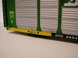 PLH21A Sill Part Installed