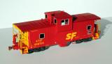Santa Fe EV Caboose 999700