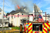 Leominster,MA 2nd Alarm Fire 75 Merriam Ave July 12,2013