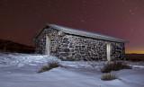 Pony Express Stone Cabin.