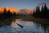 Grand Teton and Yellowstone National Park.