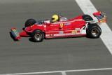 CSRG Charity Challenge 2014, Formula 1 cars