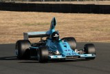 Open Wheel Formula cars at the CSRG Charity races