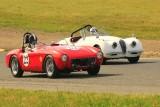 David Love Memorial Vintage Races at Sonoma, Ca.