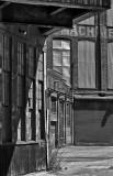 Monochrome Industrial Landscapes