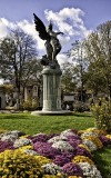 Montparnasse Cemetery, Paris, France