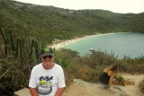 ARRAIAL DO CABO: A PRAINHA e  A PRAIA DO FORNO  : 31.01.2015  / 02.02.2015
