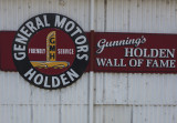 GUNNING'S HOLDEN WALL OF FAME