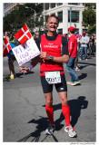 Kim Jensen's 100th Marathon