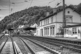 Train Station Bacharach