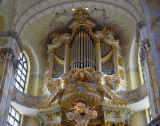 Frauenkirche (Church of our Lady)  Organ