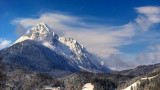 Wetterstein Mountain