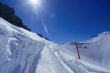 Karwendel Mountain at the Top