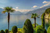 View from the Villa del Balbianello