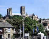 Lincoln and Lincoln Cathedral 2013