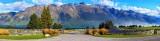 Blanket Bay, Lake Wakatipu and Ailsa Mountains