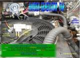 POWERTECH KUBOTA 12 VOLT HAYDEN ELECTRIC RADIATOR FAN WIRING