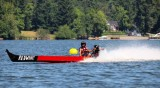 Black Lake Divisional Hydroplane Races 2013