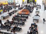 001_Departure lounge Heathrow