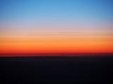 Sunrise over Siberia