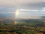 Rainbow over newcastle
