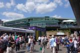 Wimbledon - Ladies' Quarter Final Day