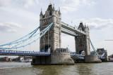 Obligatory view of Tower Bridge