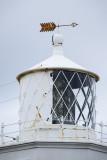 The lighthouse lantern