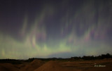 Aurora Borealis - Aurore Boréale  26-AUG-2015