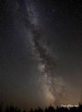 Voie lactée - Milky way
