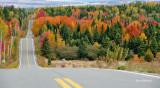 Autumn Québec /  Montagne Russe - Road