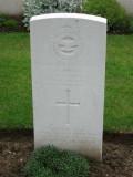 Eric Ewan- Dambusters grave
