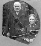 Richard Shaw Snr born 1848 & Elizabeth Simms Born 1851/2