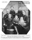 Richard Shaw Snr & family (named)
