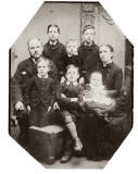 Richard Shaw Snr & family