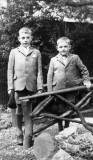 Shaw brothers- John &  Alan